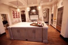Cameron Street kitchen