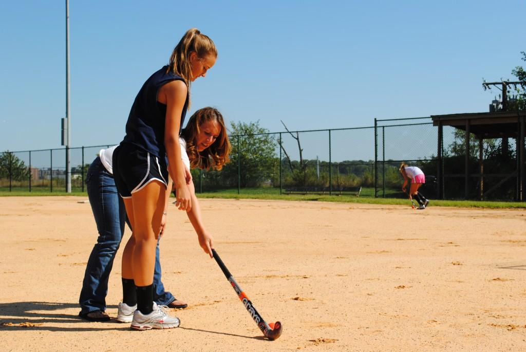 Alexandria Field Hockey Played Field Hockey in Her