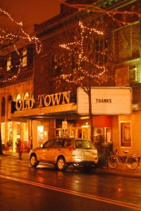 The Old Town Theater has closed, and the new use of its building is anyone's guess. (Derrick Perkins)