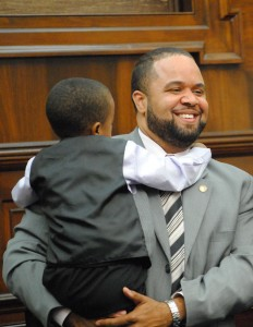 City Manager Rashad Young