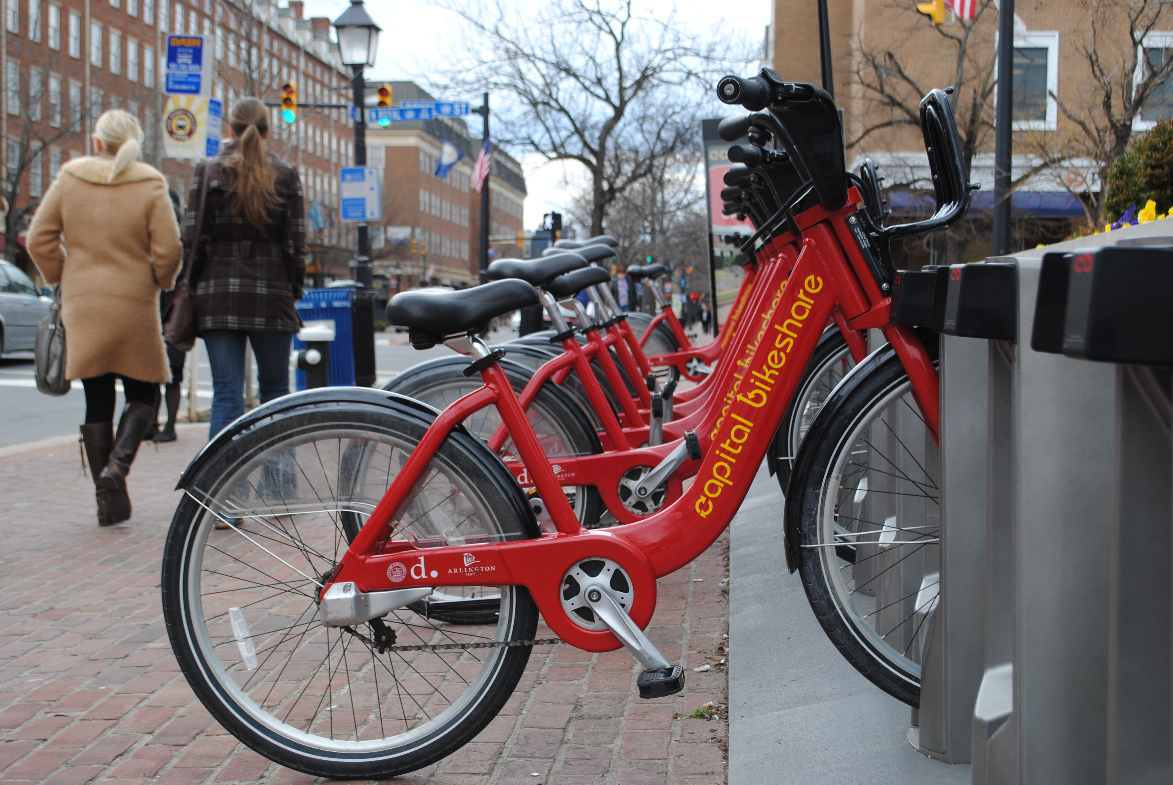 Your View Capital Bikeshare Is A Flawed Approach Alexandria