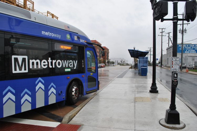 Metroway saved from WMATA budget cuts | Alexandria Times