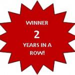 2 YEAR WINNER
