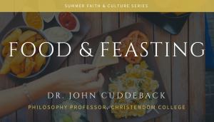Food & Feasting @ St. Mary Catholic Church | Alexandria | Virginia | United States