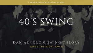 40's Swing @ St. Mary's Lyceum | Alexandria | Virginia | United States