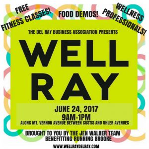 Well Ray Festival @ Well Ray Del Ray | Alexandria | Virginia | United States