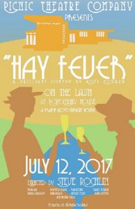 """Picnic Theater Company Presents """"Hay Fever"""" at Woodlawn and Pope-Leighey House @ Woodlawn and Pope-Leighey House 