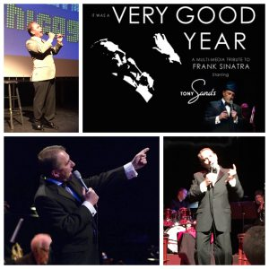 """""""It Was a Very Good Year"""": A tribute to Frank Sinatra @  The Carlyle Club Alexandria, VA 22314 
