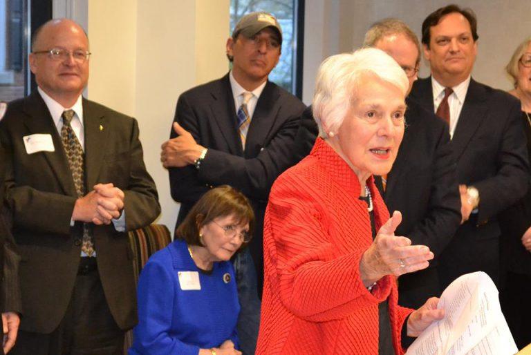 Former Alexandria Mayor, state senator Patsy Ticer dies