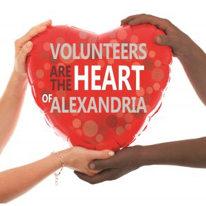 Volunteers are the Heart of Alexandria @ U.S. Patent and Trademark Office | Alexandria | Virginia | United States