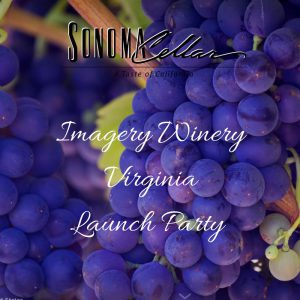 Imagery Winery Launch Party @ Sonoma Cellar | Alexandria | Virginia | United States