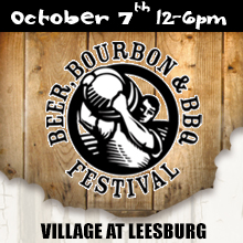 Beer, Bourbon & BBQ Festival @ Village at Leesburg Shopping Center  | Leesburg | Virginia | United States