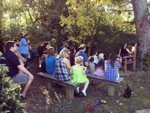 Spooktacular Preschool Halloween Extravaganza @ Fort Hunt Preschool, Carriage House