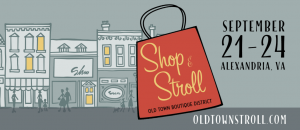 Shop & Stroll @ Old Town Boutique District | Alexandria | Virginia | United States