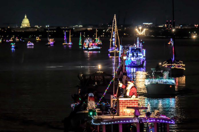 Boat Parade of Lights wins USA Today readers\' choice award ...