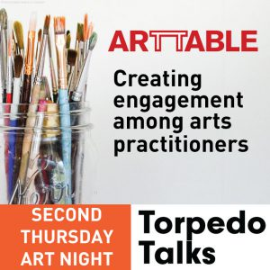 Creating Engagement Among Arts Professionals @ Torpedo Factory Art Center   Alexandria   Virginia   United States