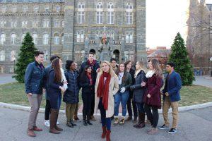 The Georgetown Saxatones @ The Athenaeum | Alexandria | Virginia | United States