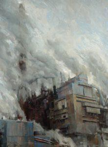 City Limits: A Cityscape Invitational Exhibition @ Principle Gallery | Alexandria | Virginia | United States