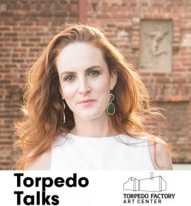 Art & Social Impact: Torpedo Talk with Kate Goodall @ Torpedo Factory Art Center | Wilmington | Delaware | United States