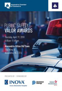 2018 Public Safety & Valor Awards @ Hilton Alexandria Old Town | Alexandria | Virginia | United States