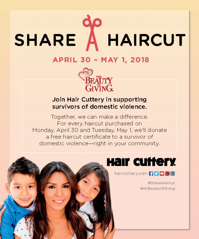 Hair Cutterys Share A Haircut For Victims Of Domestic Violence Apr