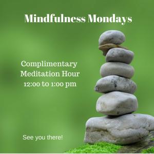 Four Directions Wellness Mindfulness Mondays @ Four Directions Wellness        