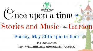 Stories and Music in the Garden - Fairytale Adventure @ MVUC Garden | Alexandria | Virginia | United States