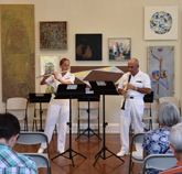 The United States Navy Concert Band Performance @ Northern Virginia Fine Arts Association @ the Athenaeum | Alexandria | Virginia | United States