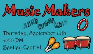 Music Makers @ Charles E. Beatley, Jr. Central Library | Alexandria | Virginia | United States