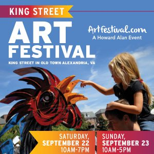 16th Annual Alexandria King Street Art Festival @ Old Town Alexandria | Alexandria | Virginia | United States