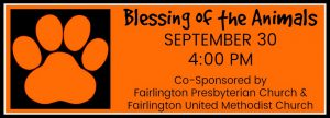 Blessing of the animals @ Fairlington Presbyterian Church  | Alexandria | Virginia | United States