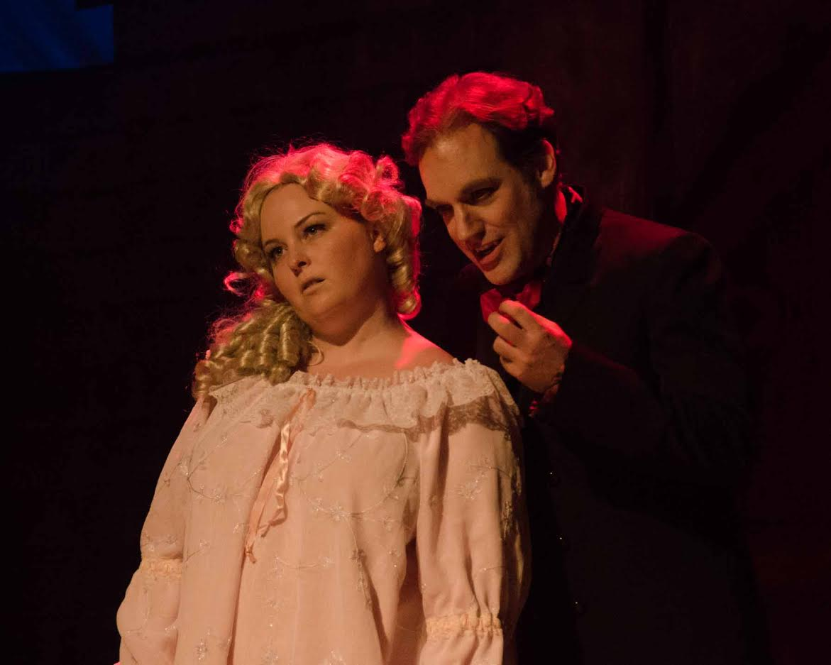 Review: Little Theatre's 'Dracula' is full of scary delights