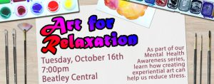 Art for Relaxation @ Charles E. Beatley, Jr. Central Library   Alexandria   Virginia   United States