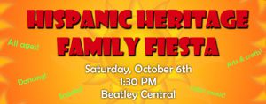 Hispanic Heritage Fiesta @ Ellen Coolidge Burke Branch Library   Alexandria   Virginia   United States