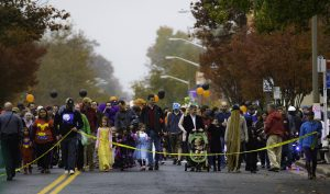 22nd Annual Del Ray Halloween Parade @ Along Mount Vernon Avenue in Del Ray | Irvington | New Jersey | United States