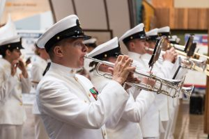 Performance by the United States Navy Concert Band @ Northern Virginia Fine Arts Association | Alexandria | Virginia | United States