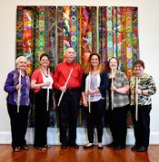 The Mount Vernon Flutes Performance @ Northern Virginia Fine Arts Association @ the Athenaeum  | Alexandria | Virginia | United States
