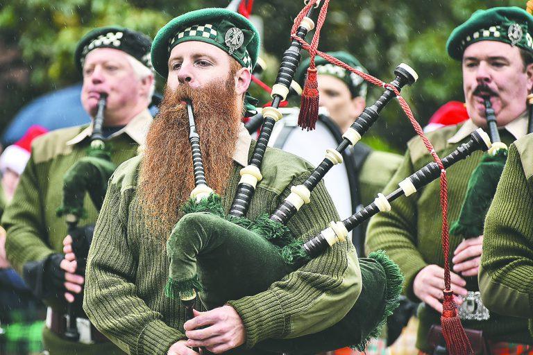City Of Alexandria Scottish Christmas Wa;Lk 2020 Photos: 2018 Scottish Christmas Walk Parade | Alexandria Times