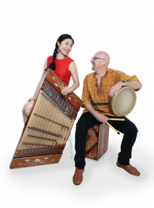 Tom Teasley and Chao Tian Musical Performance @ Northern Virginia Fine Arts Association @ the Athenaeum