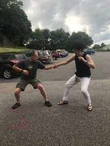 Women's Self-Defense Class @ Be Ryong Martial Arts