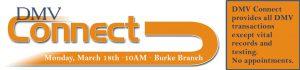 DMVConnect: DMV Mobile Customer Service Center @ ELLEN COOLIDGE BURKE BRANCH LIBRARY