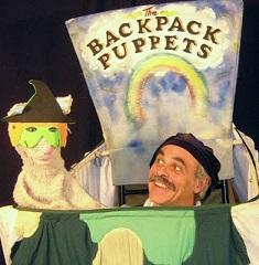 Puppet Shows at the Durant Arts Center – March 16 @ Durant Arts Center