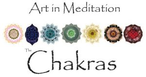 Art in Meditation – the Chakras Art Exhibit at Del Ray Artisans Gallery @ Del Ray Artisans
