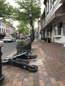 Scooters in Alexandria Part 3: City's scooter program raises safety