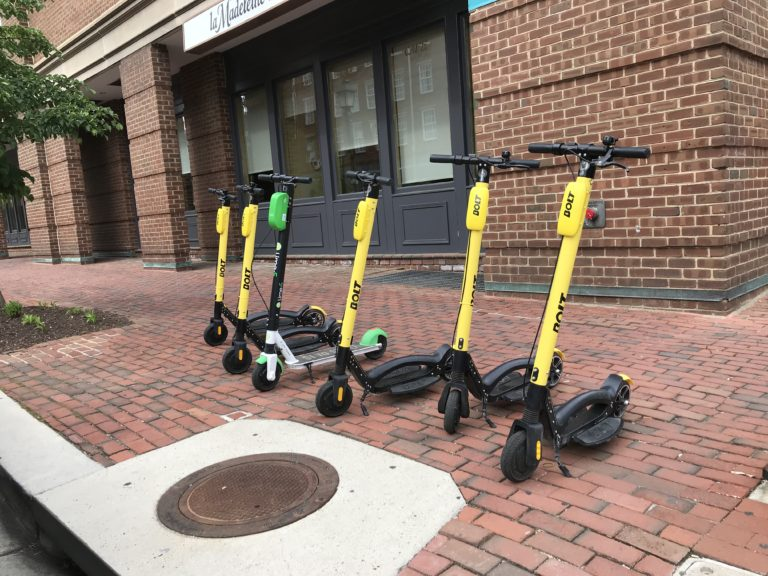 Scooters in Alexandria Part 4: City's scooter pilot aims to hold companies accountable, liable