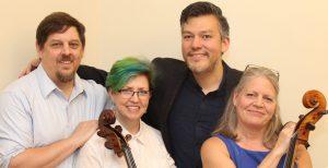 Cellospeak Presents Tapestry Cello Ensemble @ Trinity United Methodist Church
