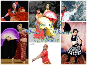 Roses of the Orient Dancers Alliance Show @ Groveton Elementary School