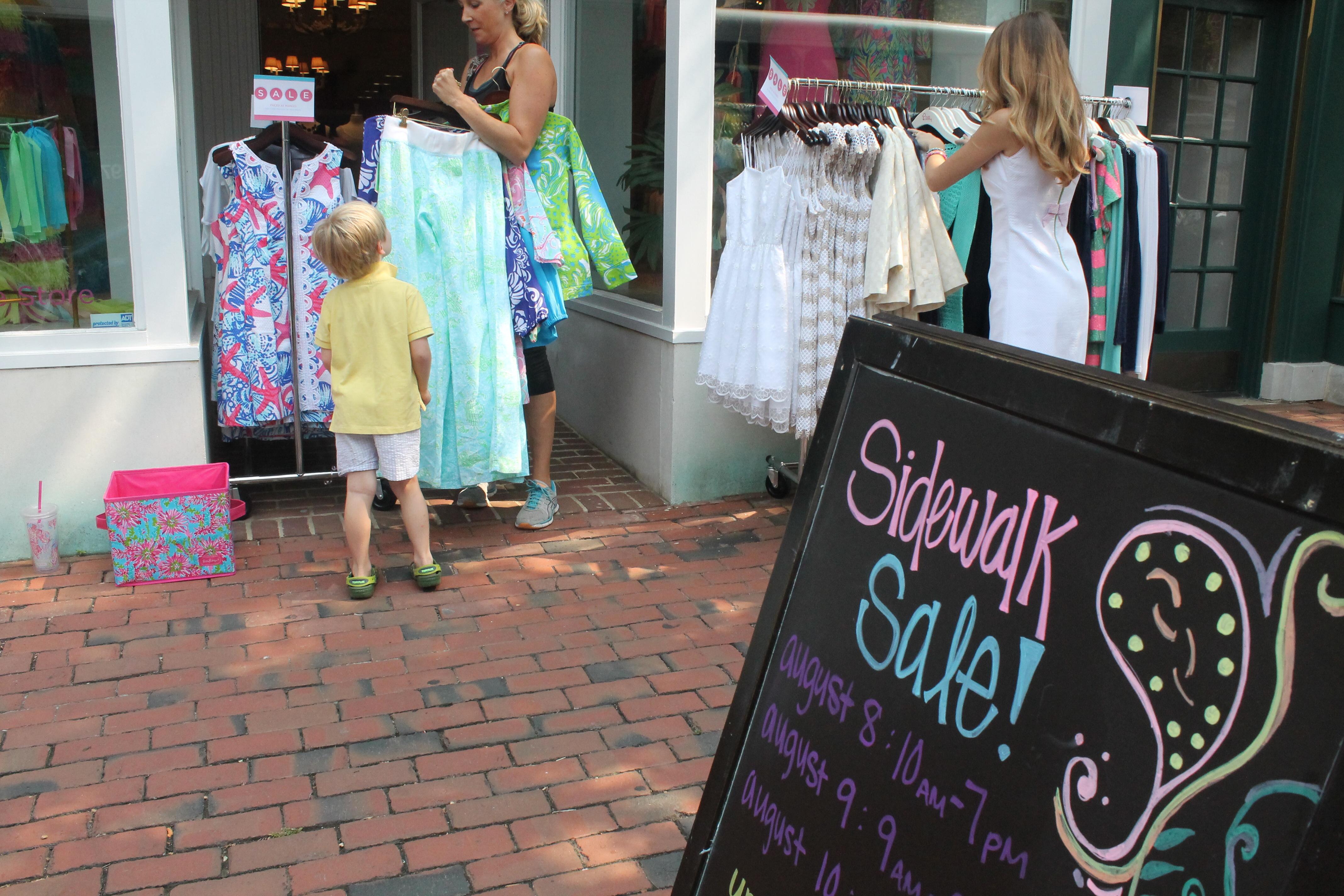 Summer Sidewalk Sale takes place this weekend | Alexandria Times |  Alexandria, VA