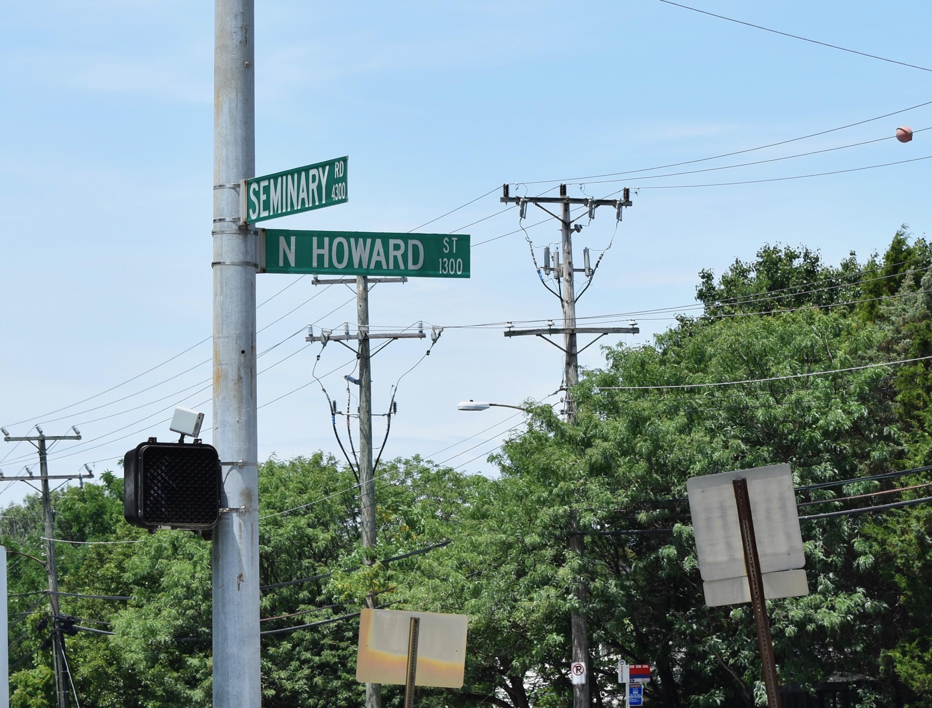 Seminary Road showdown approaches   Alexandria Times